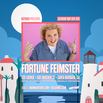 FORTUNE FEIMSTER @ EOS Lounge (Sat May 15th)