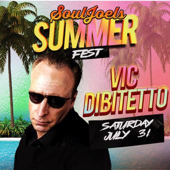 Vic DiBitetto Returns to headline SoulJoel's Comedy Dome