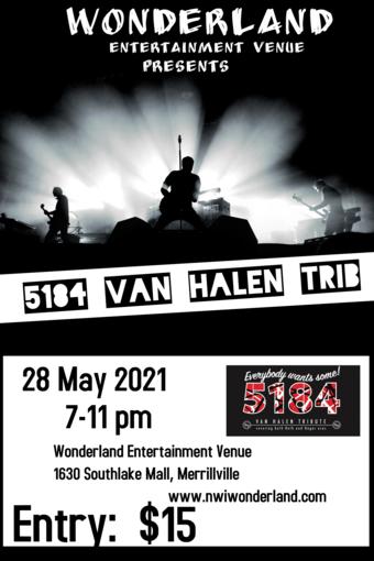 5184 Van Halen Tribute Band