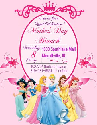 Mother's Day Disney Brunch!