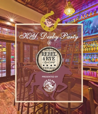 Kentucky Derby Watch Party at Rebel & Rye