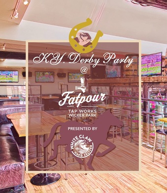 Kentucky Derby Watch Party at Fatpour (Wicker Park)