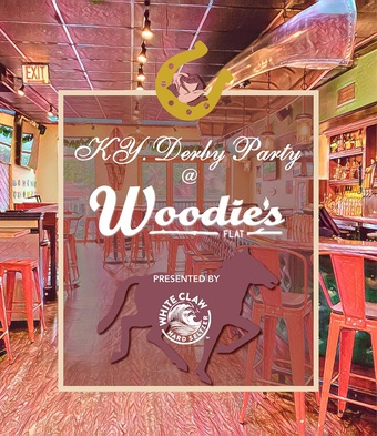 Kentucky Derby Watch Party at Woodie's Flat