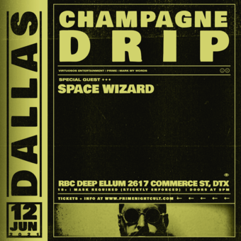 Champagne Drip (Dallas)