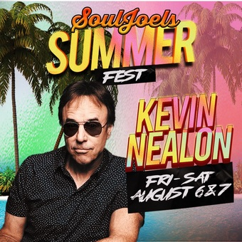 Special Event: Kevin Nealon headlines SoulJoel's Comedy Dome