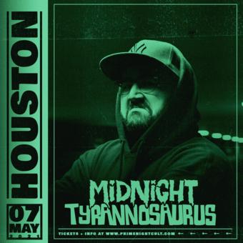Midnight Tyrannosaurus (Houston)