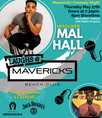Comedy Night At Mavericks with Jessimae Peluso