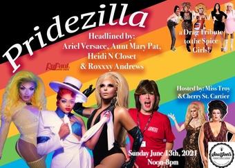 Pridezilla at SoulJoel's Comedy Dome