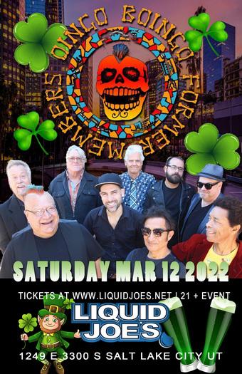 Oingo Boingo Former Members Pre-Xmas Party