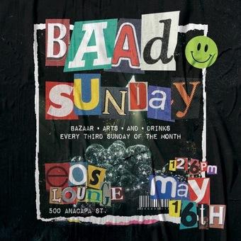 BAAD SUNDAY (Pop-up Market)