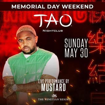 Mustard : Memorial Day Weekend