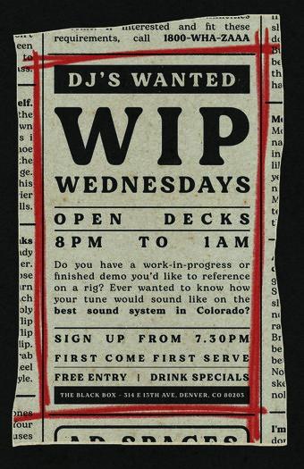 W.I.P Wednesdays