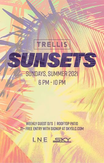 SUNSETS: The Sunday Series at Trellis