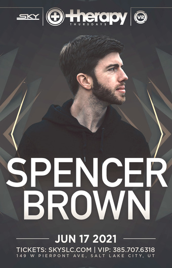 Therapy Thursdays : Spencer Brown