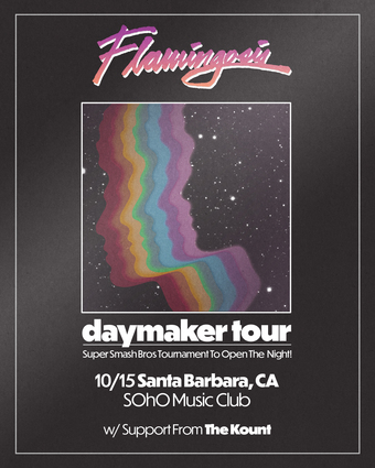 Flamingosis - Santa Barbara, CA