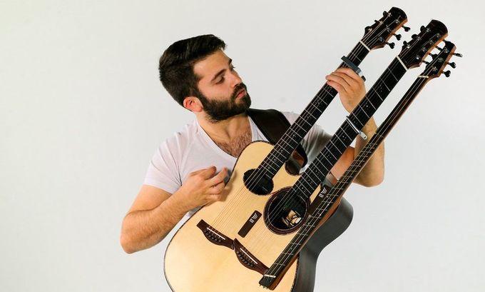 SB Acoustic Presents: Luca Stricagnoli