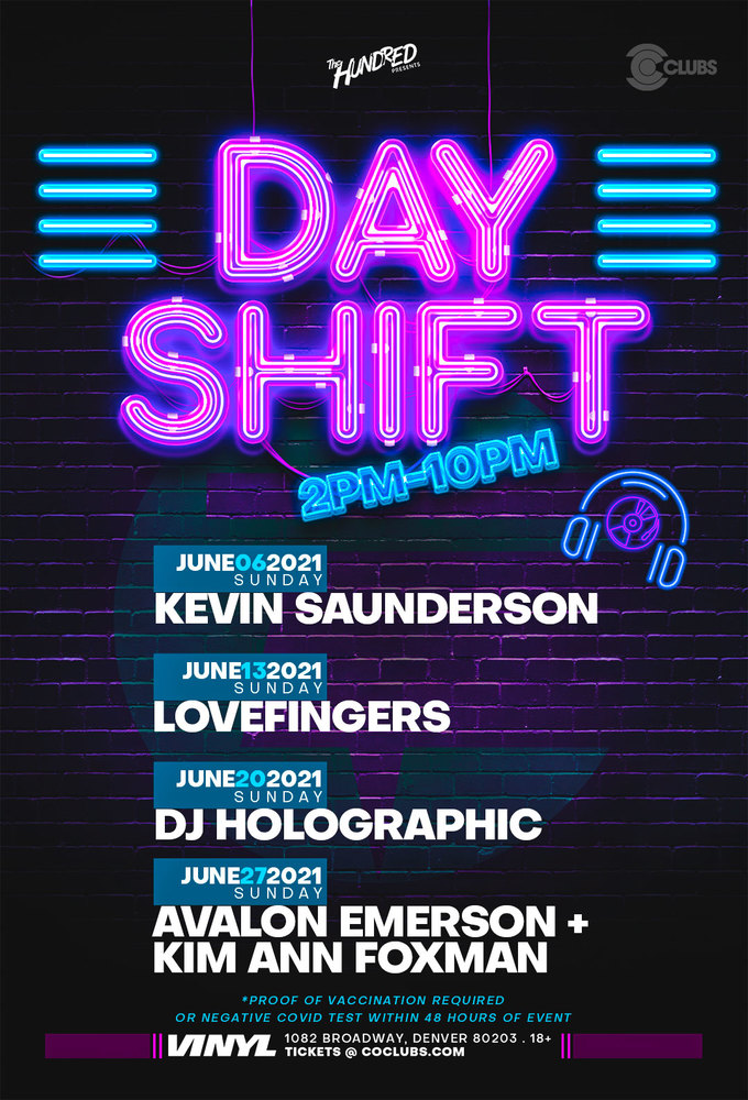 Day Shift - DJ Holographic