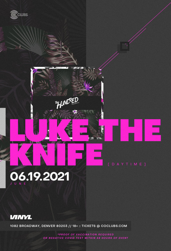 LUKE THE KNIFE - Daytime Rooftop Party