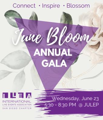 ILEA San Diego's June Bloom Annual Gala