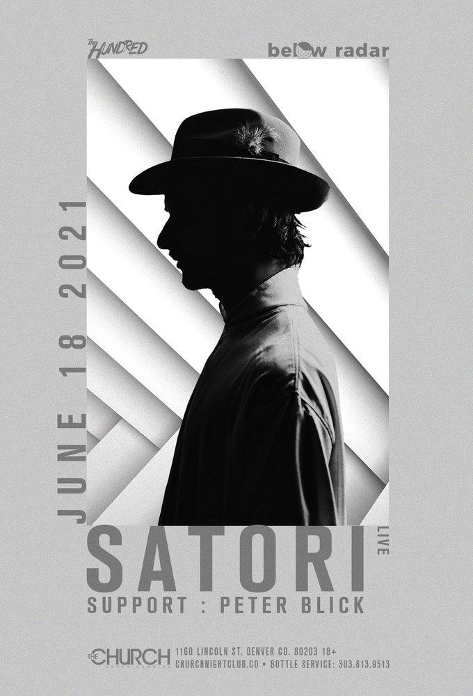 Satori (LIVE) - CANCELLED