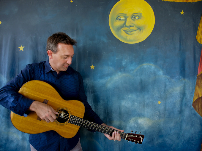 SB Acoustic Presents: Clive Carroll
