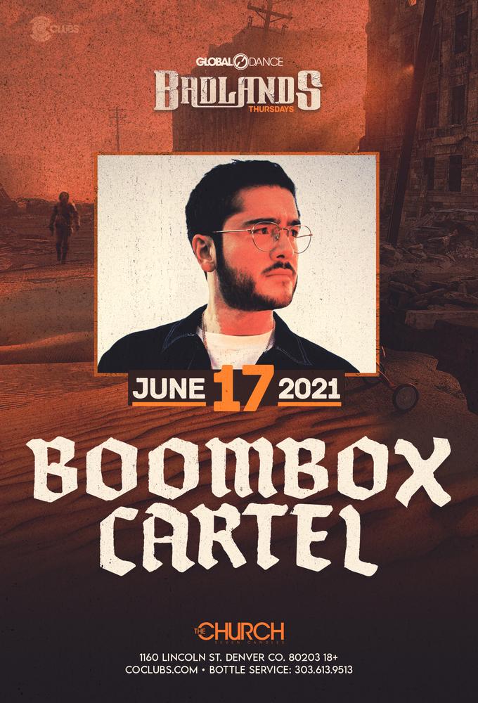 Boombox Cartel