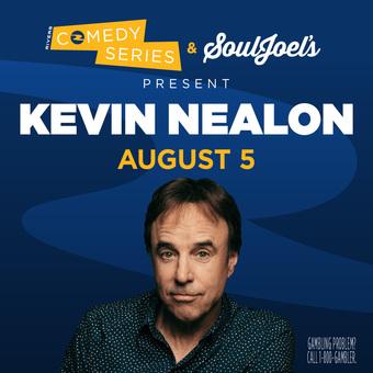 Philadelphia, PA: Kevin Nealon at Rivers Casino