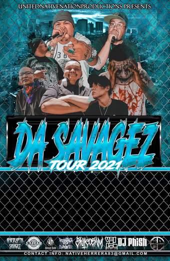Da Savagez Tour 2021