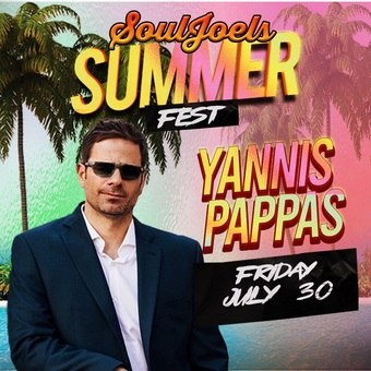 Yannis Pappas and Character Show at SoulJoel's Comedy Dome