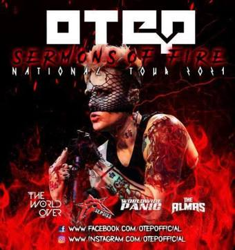 Otep New Date