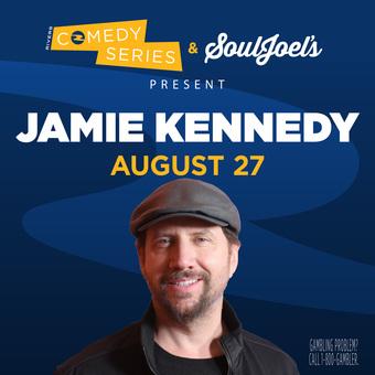 Philadelphia, PA: Jamie Kennedy at Rivers Casino