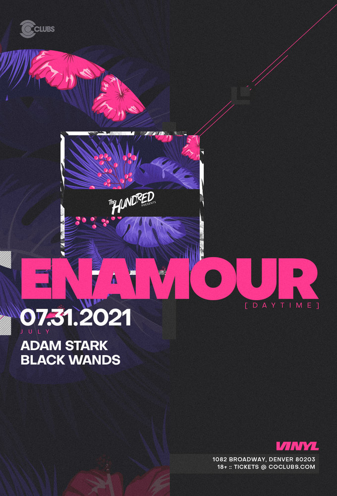 Enamour (Daytime Rooftop Party)