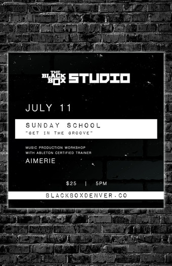 Sunday School: Get In The Groove