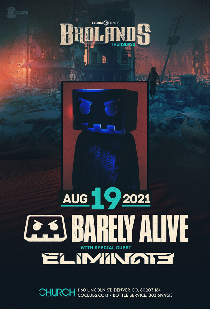 Barely Alive + Eliminate