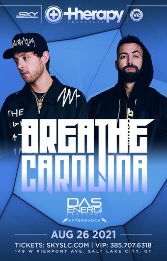 Therapy Thursdays : Breathe Carolina