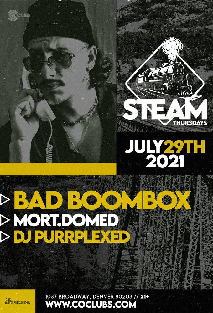 BAD BOOMBOX