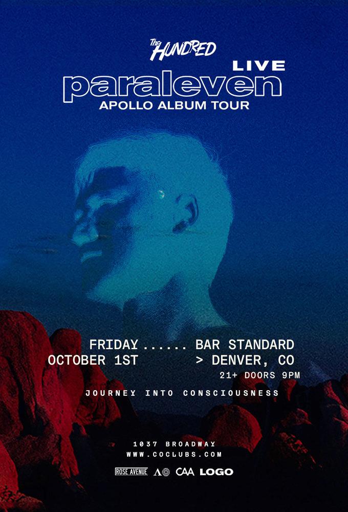 Paraleven- Apollo Tour