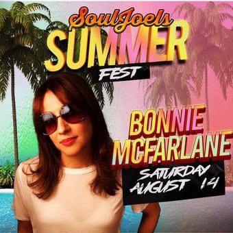 Bonnie McFarlane headlines at SoulJoel's Comedy Dome