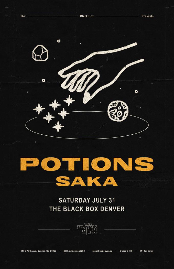 potions w/ Saka