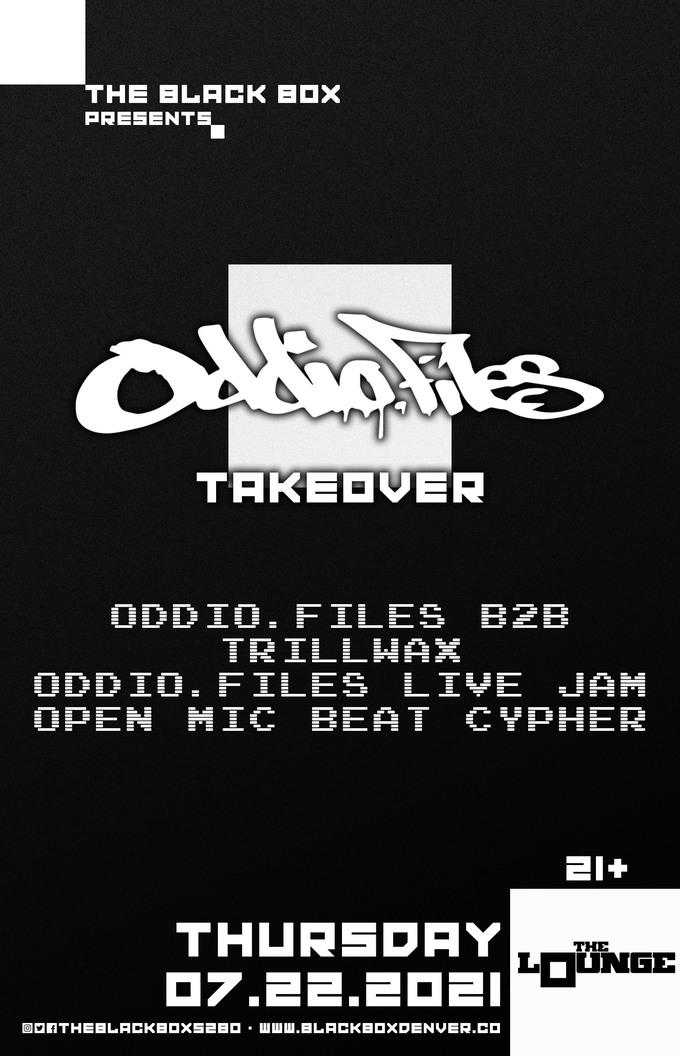 Oddio.Files Takeover