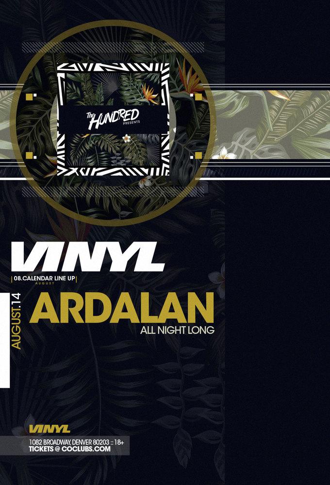 Ardalan (All Night Long)