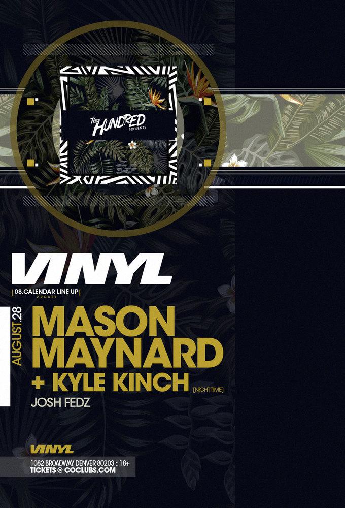 Mason Maynard + Kyle Kinch