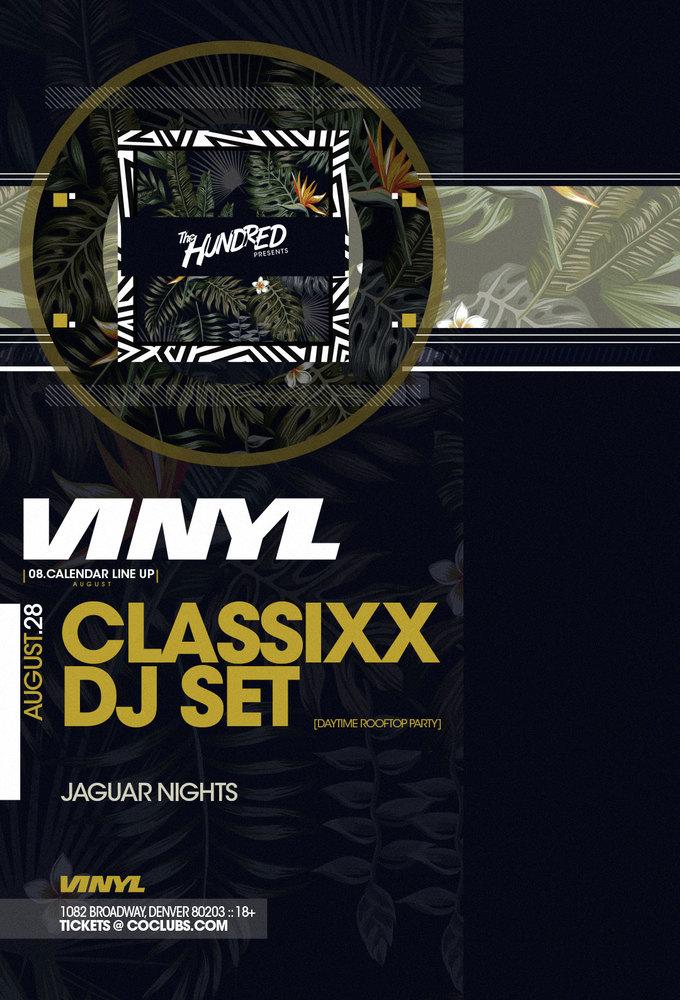Classixx DJ Set
