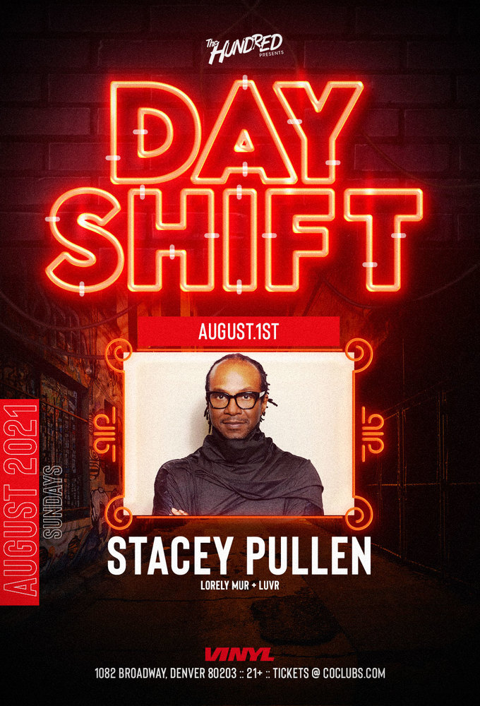 Day Shift - Stacey Pullen