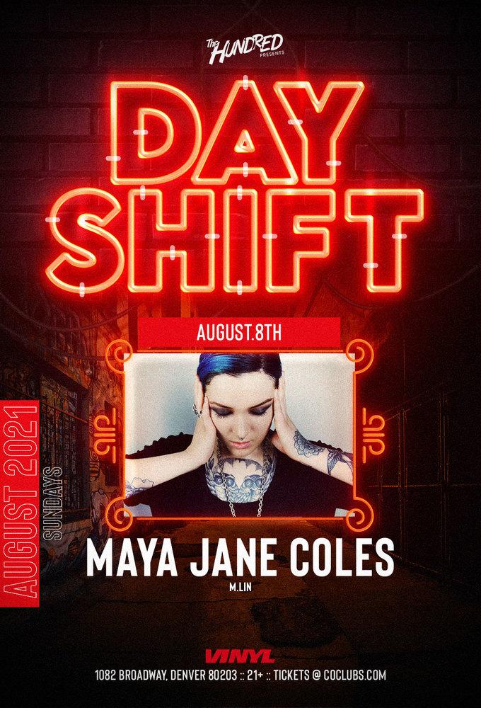 Day Shift - Maya Jane Coles