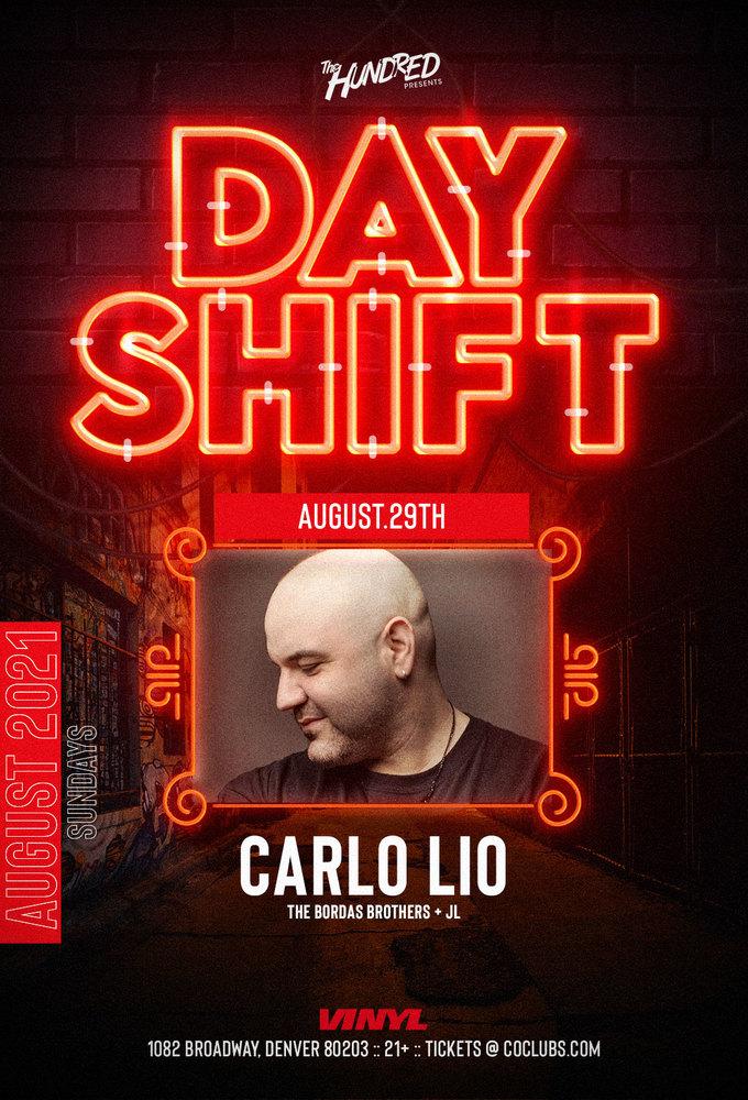 Day Shift - Carlo Lio
