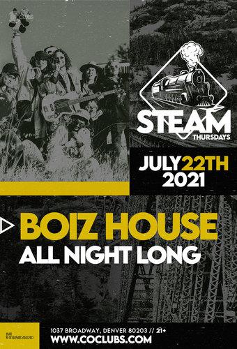Boiz House (All Night Long)