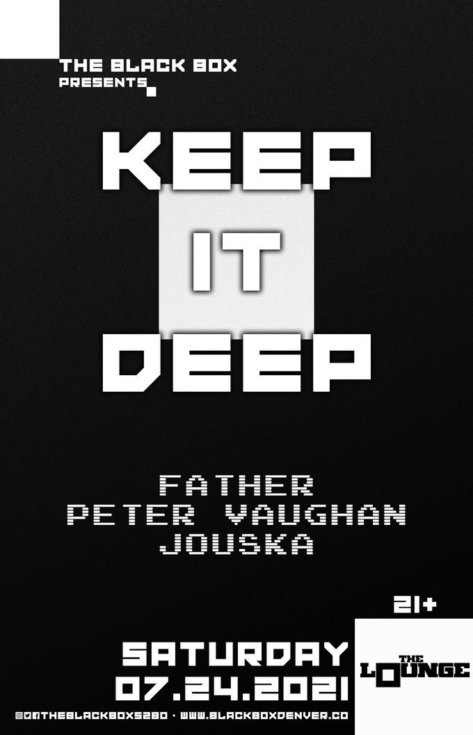 Keep It Deep: Father, Peter Vaughan, Jouska
