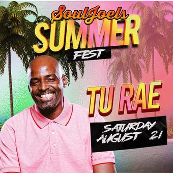 Tu Rae headlines SoulJoel's Comedy Dome