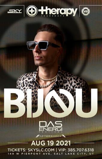 Therapy Thursdays : Bijou